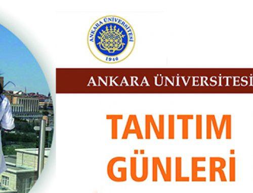 Ankara Üniversitesi Tıp Fakültesi Tanıtım Günleri (17-26 Temmuz 2017)