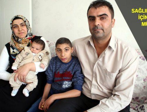Ankara Üniversitesi Tıp Fakültesi'nde Sağlıklı Bebek İçin DNA'dan Akraba Ayıklandı!