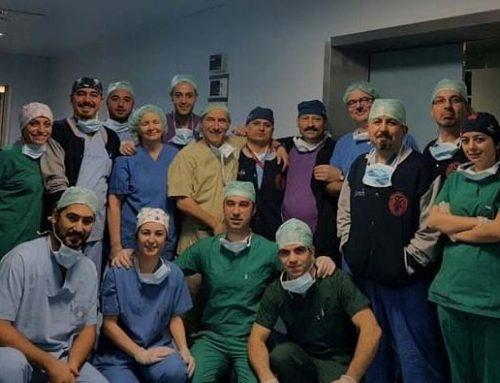 Kalp ve Damar Cerrahisi Anabilim Dalı'na Perfüzyon Yüksek Lisans Akreditasyonu