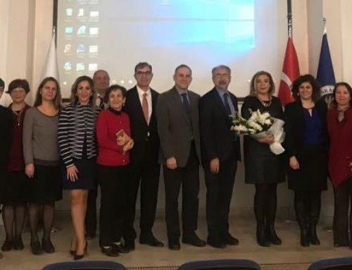 Prof. Dr. Melli, Ankara Tıplılar ile 'Seyahat Sanatı'nı konuştu