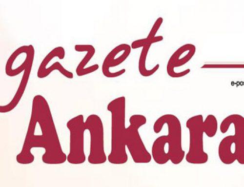Gazete Ankara Tıp'ın yeni sayısı, yeni vizyonu ve yenilenmiş ekibi ile karşınızdayız.