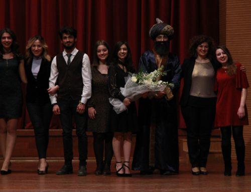 Terapi'den Ankara Tıplı Gönüllere Şiir Dinletisi